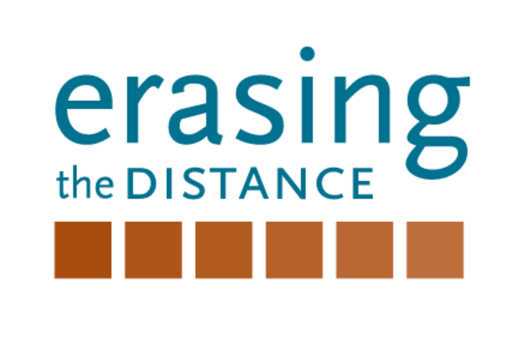 Erasing the Distance logo
