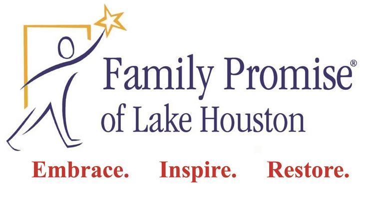 Family Promise of Lake Houston logo