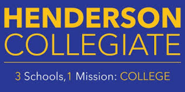HENDERSON COLLEGIATE logo
