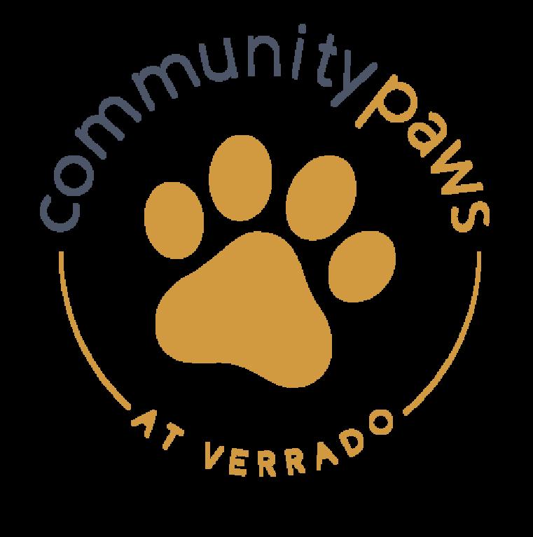 Community Paws logo