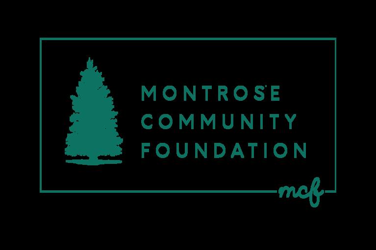 Montrose Community Foundation logo
