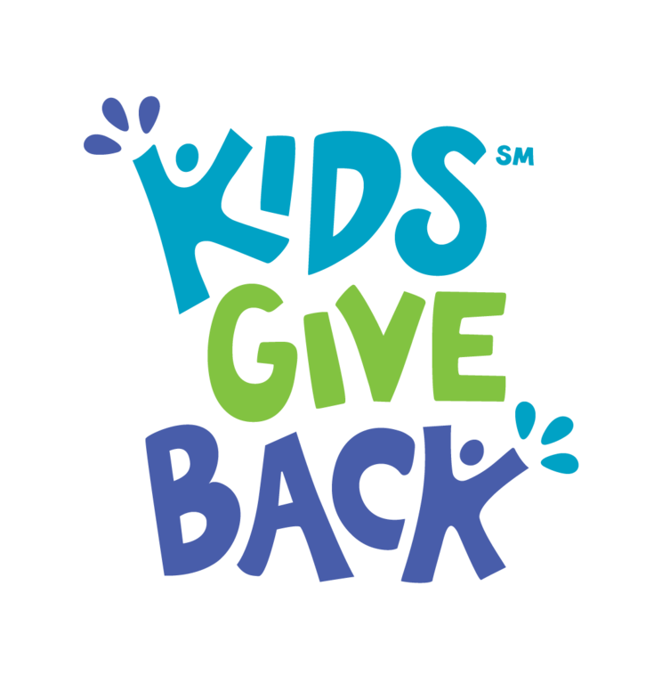 Kids Give Back logo