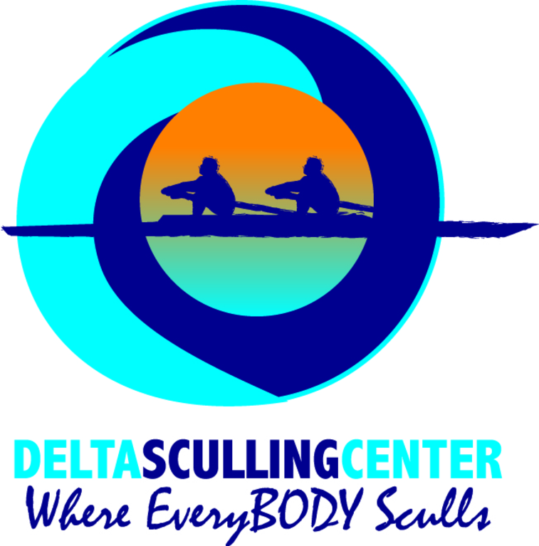 Delta Sculling Center/Where EveryBODY Sculls Inc logo
