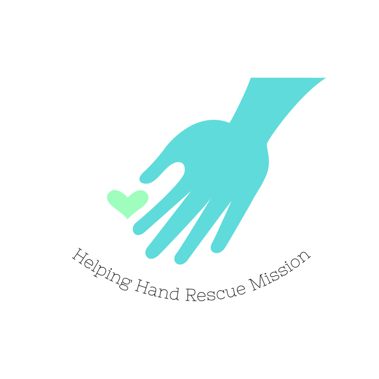 Helping Hand Rescue Mission  logo