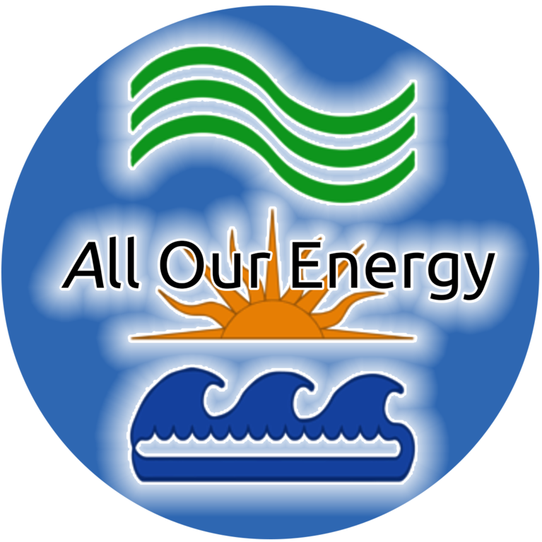 ALL OUR ENERGY INC logo