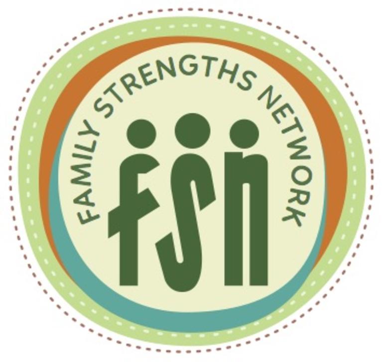 Family Strengths Network logo