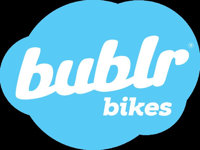 Bublr Bikes logo