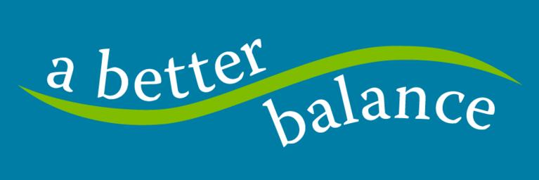 A Better Balance logo