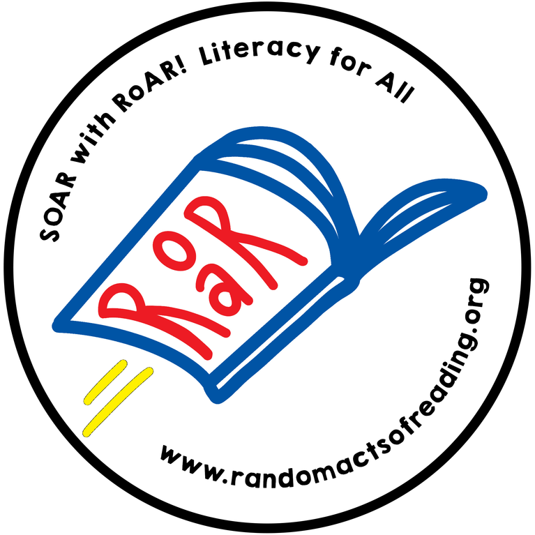 RANDOM ACTS OF READING logo