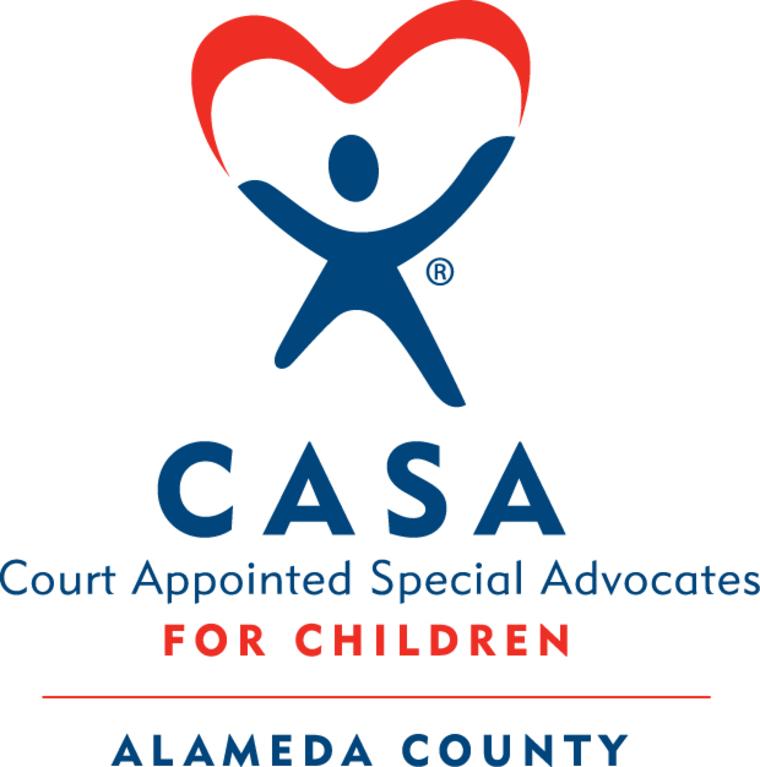 Friends of Alameda County CASA Inc logo