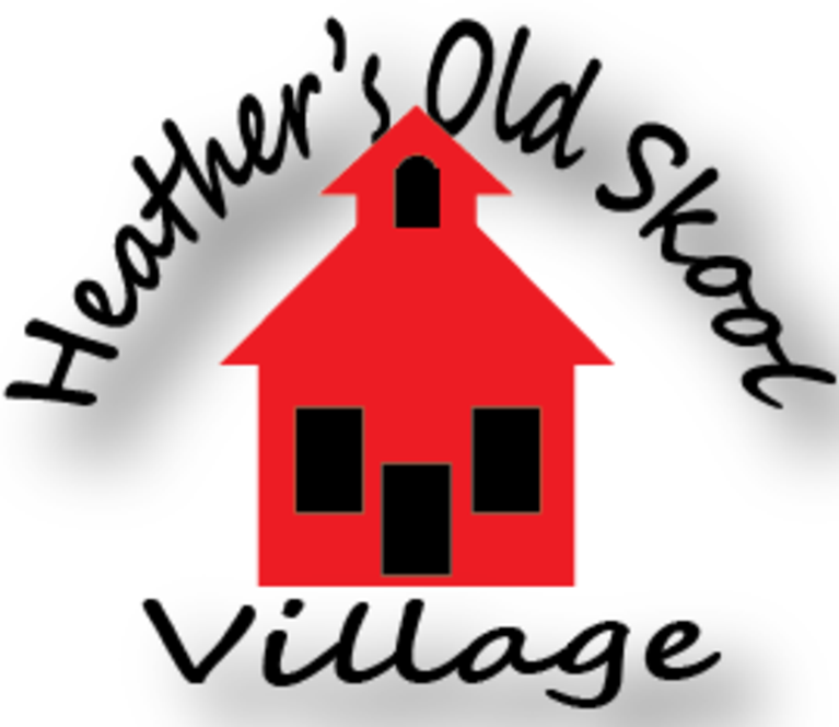 Heathers Old Skool Village logo
