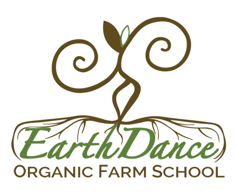 EarthDance Organic Farm School logo