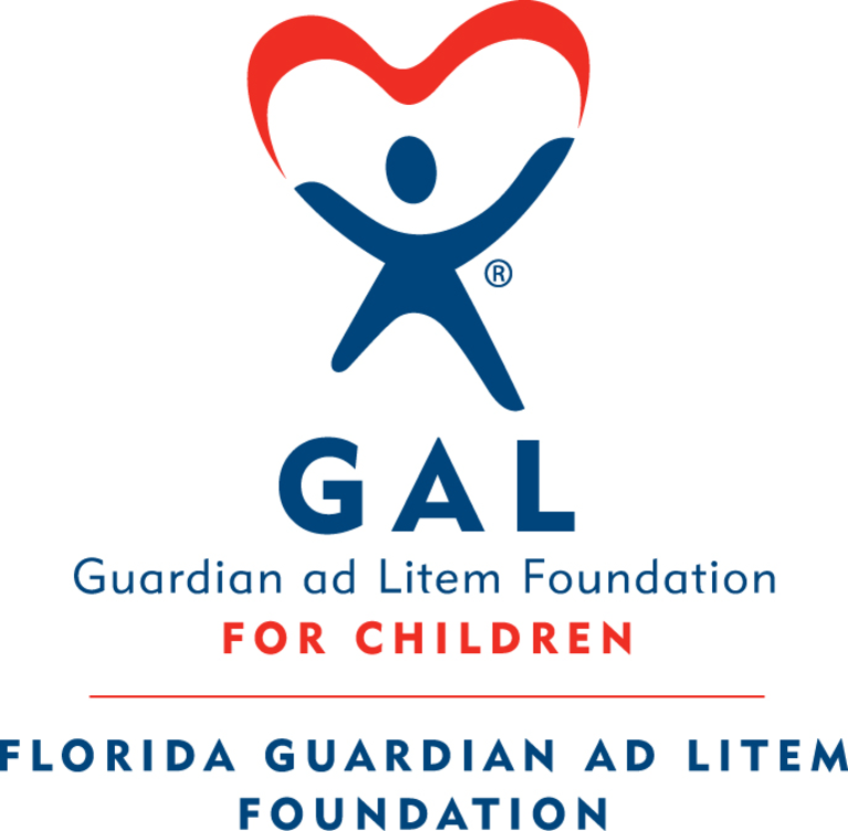 FLORIDA GUARDIAN AD LITEM FOUNDATION logo