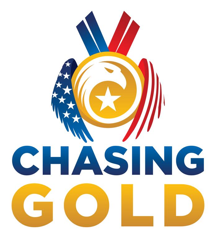 Chasing Gold logo