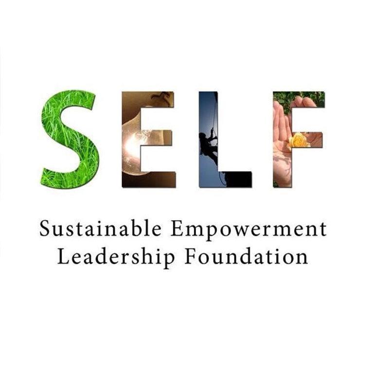 SUSTAINABLE EMPOWERMENT LEADERSHIP FOUNDATION SELF logo