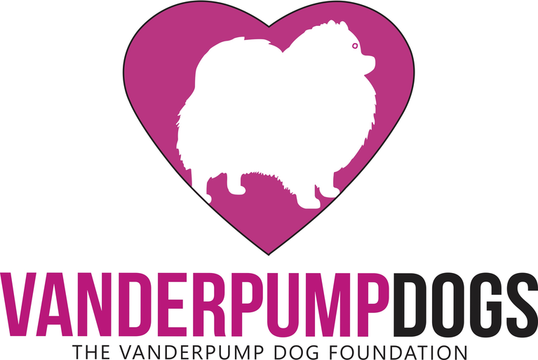 VANDERPUMP DOG FOUNDATION logo