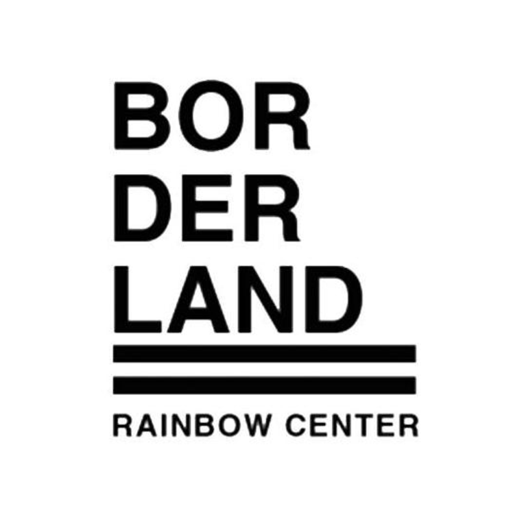 Borderland Rainbow Center logo