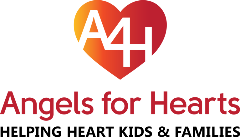 ANGELS FOR HEARTS logo