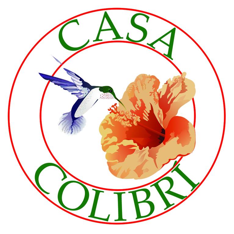 Casa Colibri logo
