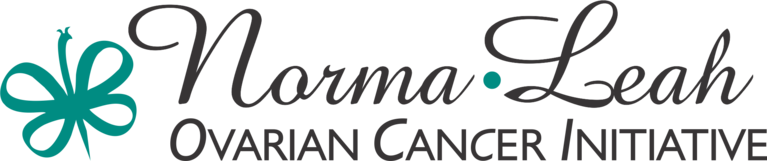 NormaLeah Ovarian Cancer Initiative logo