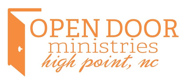 Open Door Ministries of High Point logo