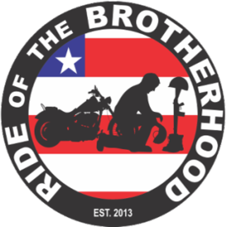 Ride of the Brotherhood logo