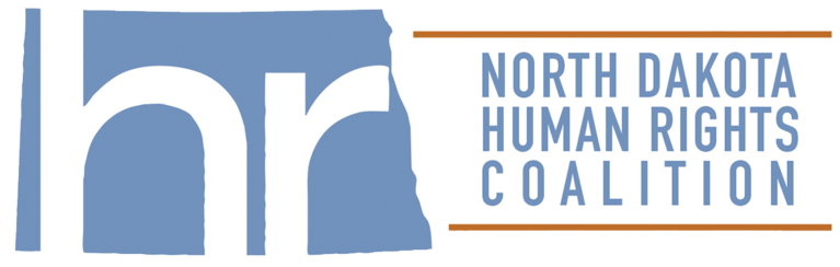North Dakota Human Rights Coalition logo