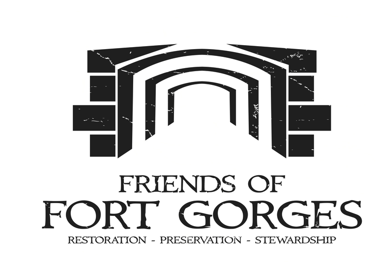 Friends of Fort Gorges logo