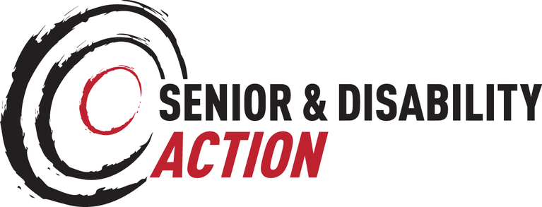 San Francisco Senior and Disability Action logo