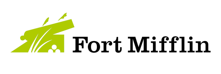 FORT MIFFLIN ON THE DELAWARE logo
