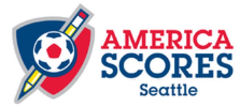 America SCORES Seattle logo