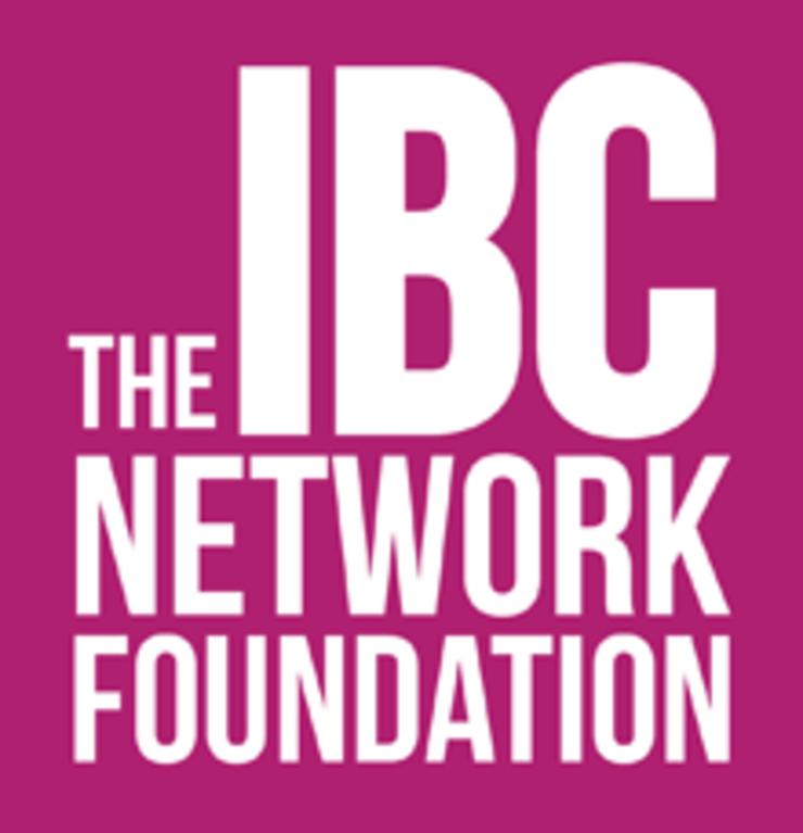 The IBC Network Foundation logo