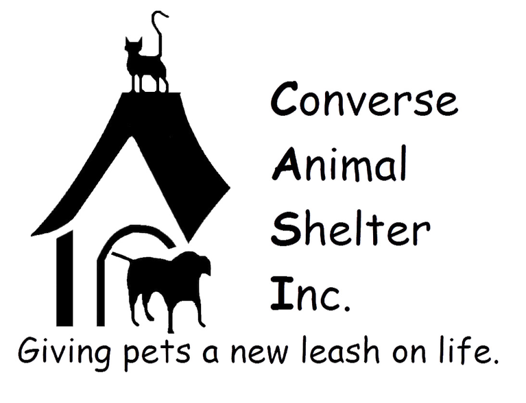 CONVERSE ANIMAL SHELTER INC                        logo