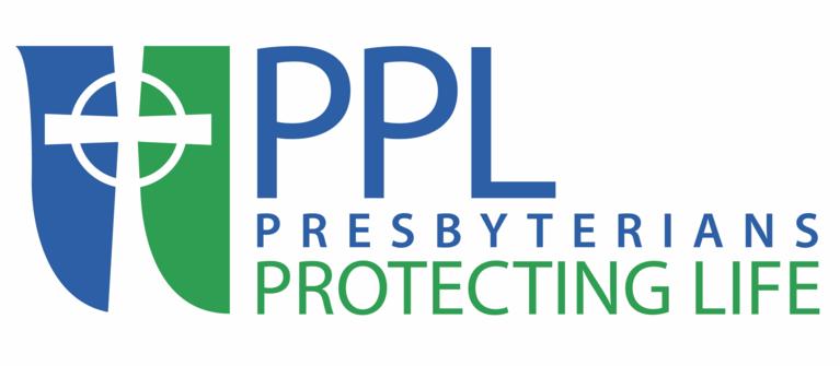 PRESBYTERIANS PROTECTING LIFE logo