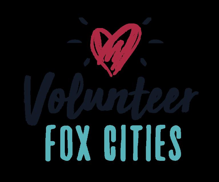 Volunteer Fox Cities logo