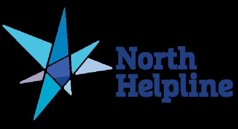 North Helpline logo
