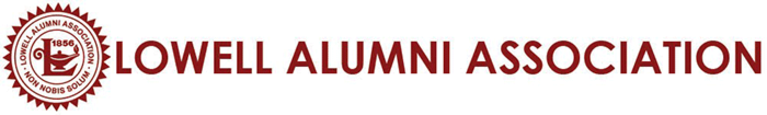 LOWELL ALUMNI ASSOCIATION logo