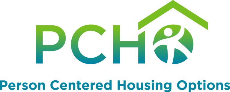PERSON CENTERED HOUSING OPTIONS logo