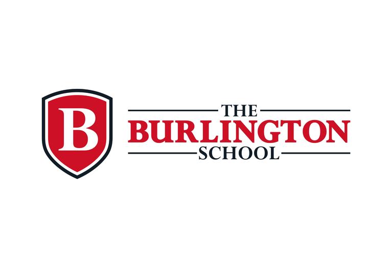 The Burlington School logo