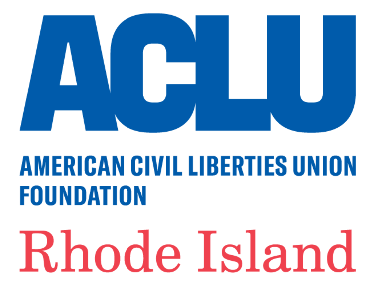 American Civil Liberties Union Foundation of Rhode Island logo