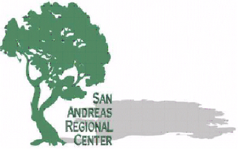 San Andreas Regional Center logo