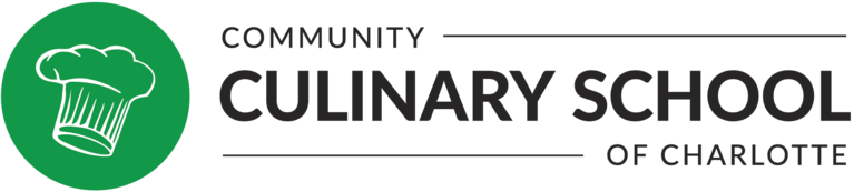 Community Culinary School of Charlotte logo