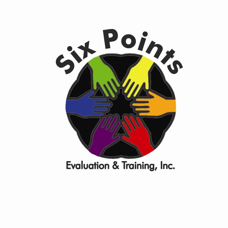 Six Points Evaluation and Training Inc logo