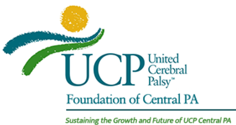 UNITED CEREBRAL PALSY FOUNDATION CENTRAL PENNSYLVANIA logo
