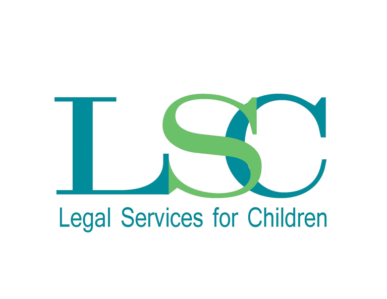 Legal Services for Children logo