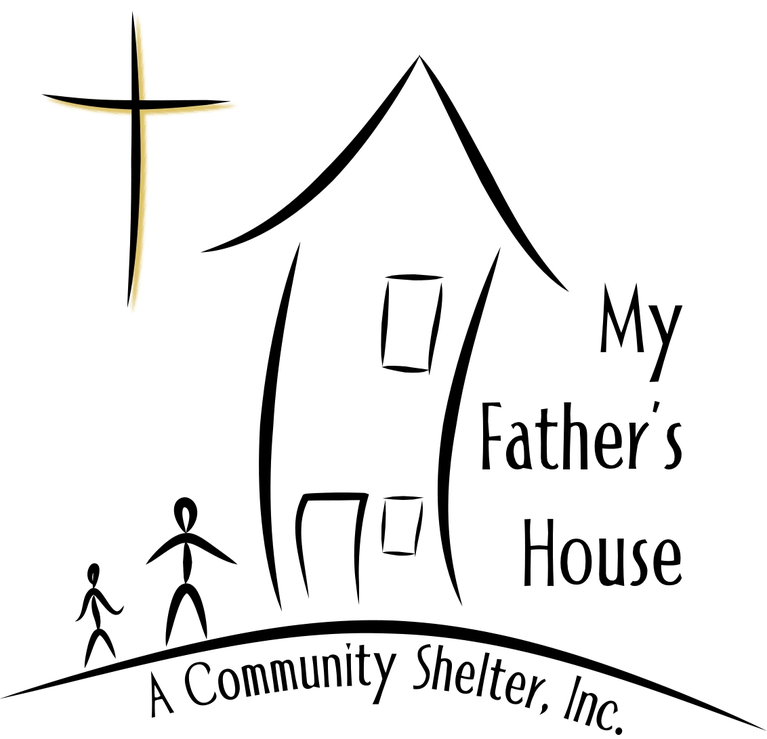 My Fathers House A Community Shelter Inc logo