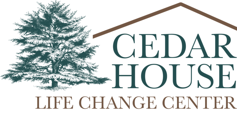 Cedar House Life Change Center logo