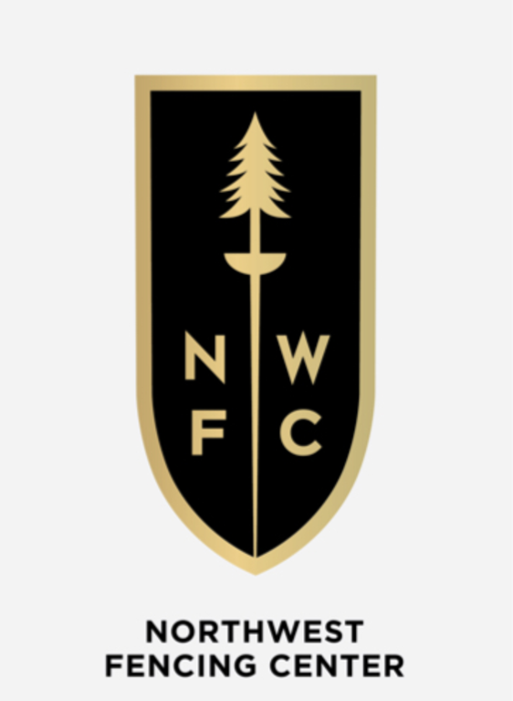 Northwest Fencing Center logo