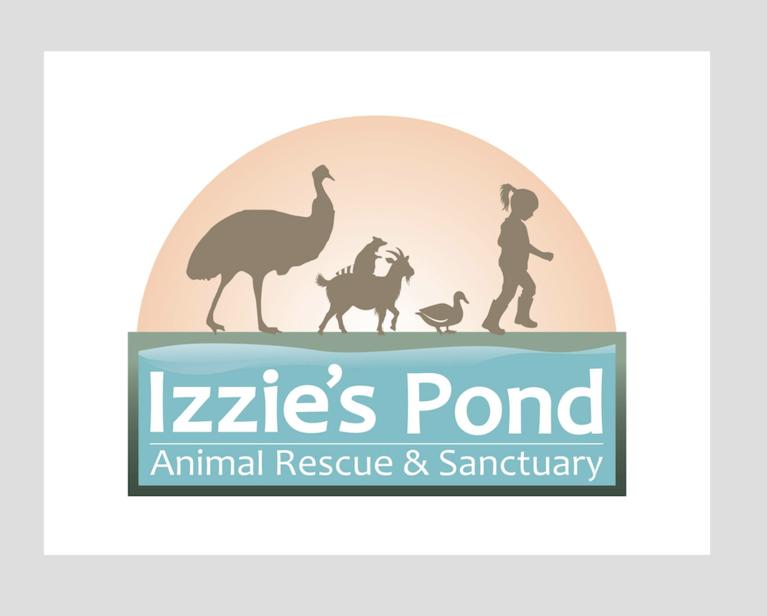 IZZIES POND logo