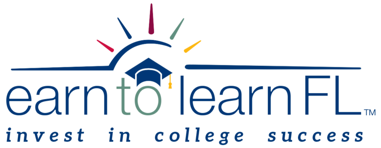 EARN TO LEARN FL logo